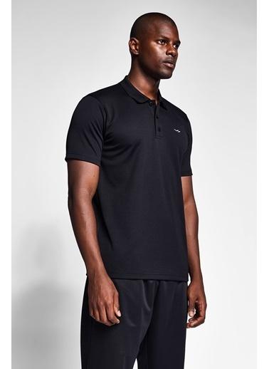 Lescon Siyah Erkek T-Shirt 20Y-1157 Siyah